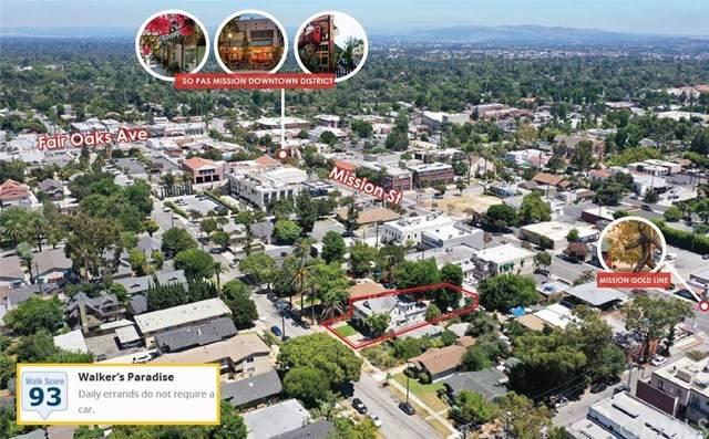 1115 Hope Street, South Pasadena, CA 91030 (#302602095) :: Whissel Realty