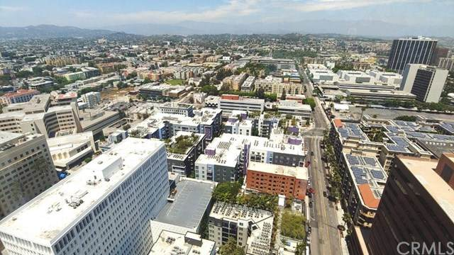 1100 Wilshire Boulevard #2805, Los Angeles, CA 90017 (#302602740) :: Whissel Realty