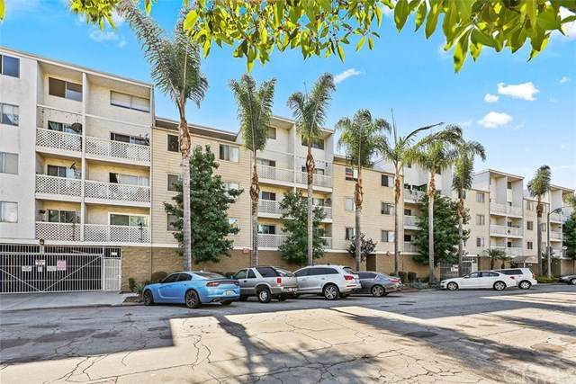 3565 Linden Avenue #219, Long Beach, CA 90807 (#302603142) :: Whissel Realty