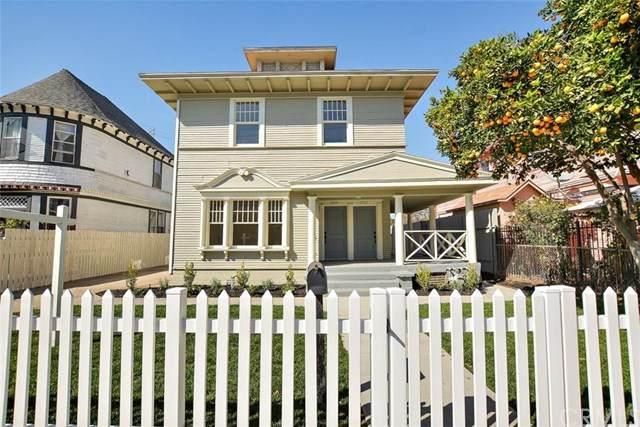 1703 S Burlington Avenue, Los Angeles, CA 90006 (#302603322) :: Whissel Realty