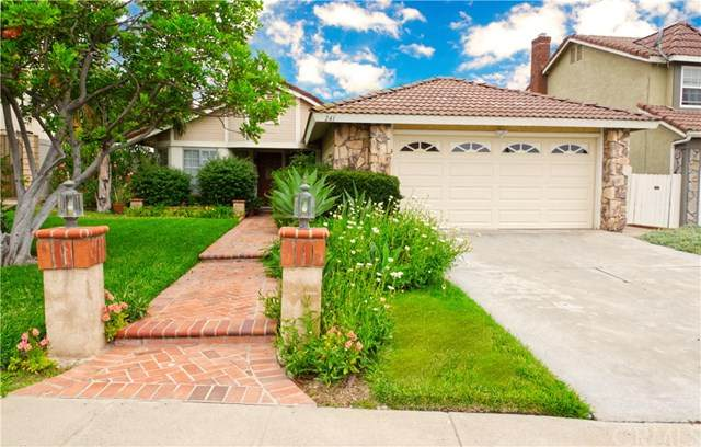 241 S Brookside Court, Anaheim Hills, CA 92808 (#302603385) :: Whissel Realty