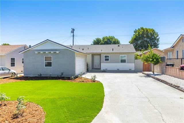 1732 Olympus Avenue, Hacienda Heights, CA 91745 (#302604600) :: Whissel Realty