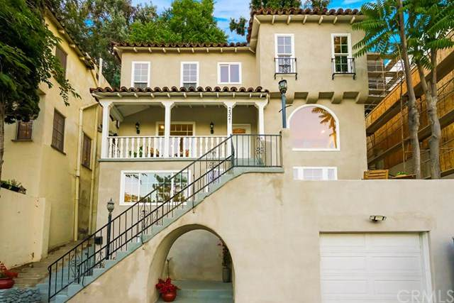2321 Lake View Avenue, Los Angeles, CA 90039 (#302604985) :: Whissel Realty