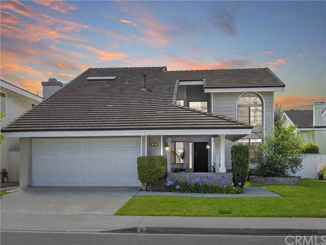 8 Silverbreeze, Irvine, CA 92614 (#302605288) :: Whissel Realty
