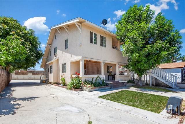1372 W 2nd Street, Pomona, CA 91766 (#302607640) :: Whissel Realty