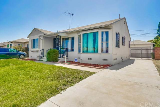 813 N. Evers, Compton, CA 90220 (#302607815) :: Whissel Realty