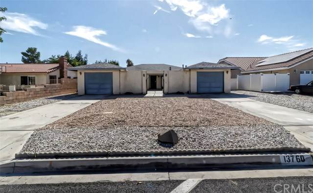 13760 Driftwood Drive, Victorville, CA 92395 (#302607859) :: Whissel Realty