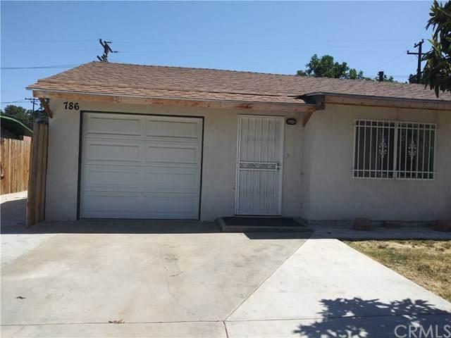786 Alcott Avenue, Pomona, CA 91766 (#302607971) :: Whissel Realty