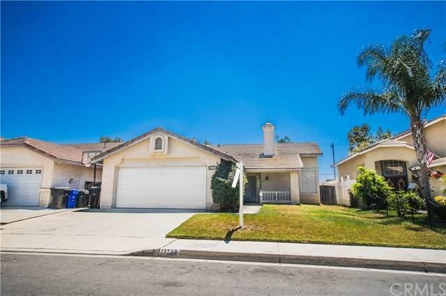 13749 Green Vista Drive, Fontana, CA 92337 (#302608570) :: Whissel Realty