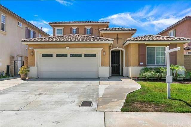 17063 Hackberry Lane, Fontana, CA 92337 (#302609198) :: Whissel Realty