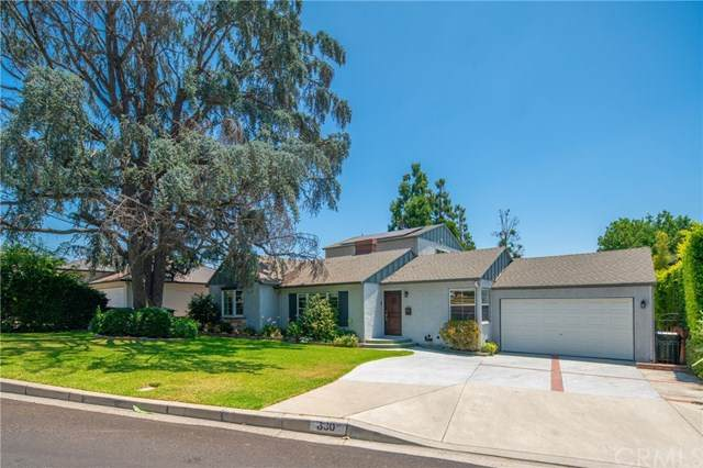 630 W Hillcrest Boulevard, Monrovia, CA 91016 (#302609385) :: Whissel Realty