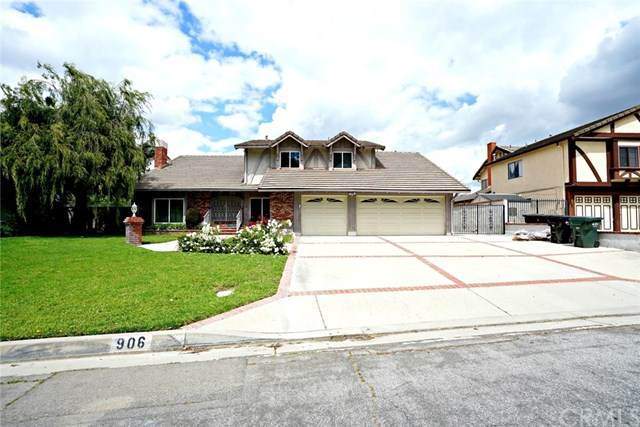 906 Heritage Drive, West Covina, CA 91791 (#302609460) :: Whissel Realty