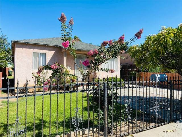 6032 Redman Avenue, Whittier, CA 90606 (#302609542) :: Whissel Realty