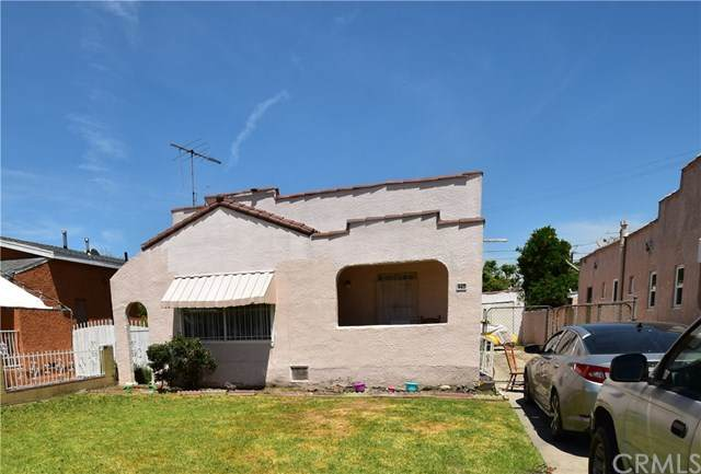 443 E 91st Street, Los Angeles, CA 90003 (#302609601) :: Whissel Realty