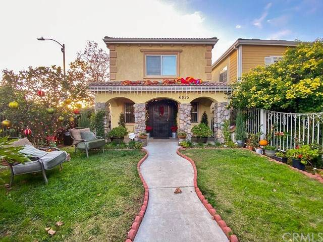6825 S Western Avenue, Los Angeles, CA 90047 (#302610613) :: Whissel Realty