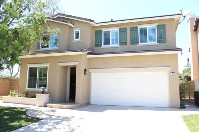 21 Kirkwood, Irvine, CA 92602 (#302611073) :: Whissel Realty