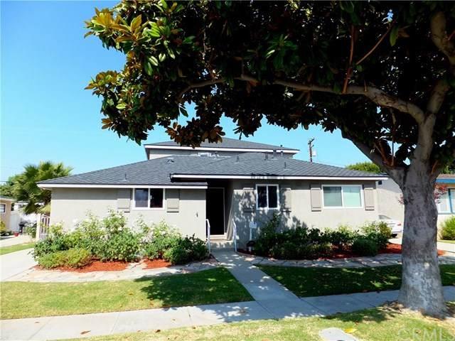 2101 Palo Verde Avenue, Long Beach, CA 90815 (#302611124) :: Whissel Realty
