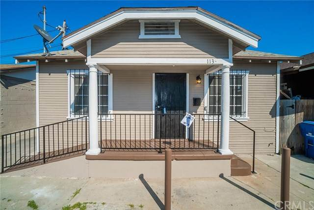 113 W 66th Street, Los Angeles, CA 90003 (#302611252) :: Whissel Realty