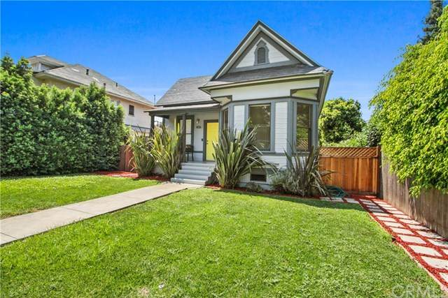 436 W Palm Avenue, Monrovia, CA 91016 (#302611468) :: Whissel Realty