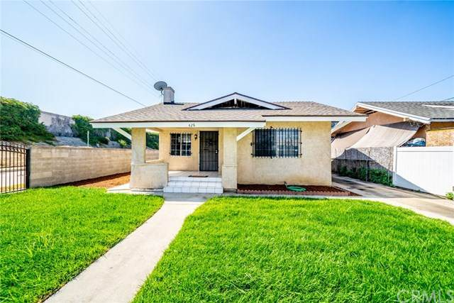 428 W 75th Street, Los Angeles, CA 90003 (#302611821) :: Whissel Realty