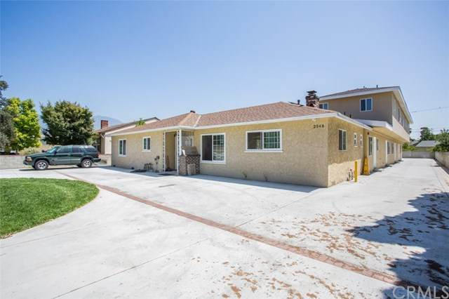 2548 Mayflower Avenue, Arcadia, CA 91006 (#302612419) :: Whissel Realty