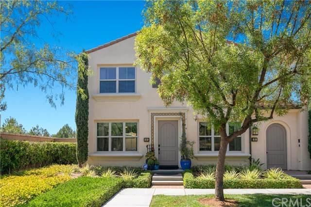 87 Fairfax, Irvine, CA 92620 (#302612651) :: Whissel Realty