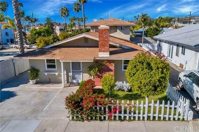 105 Avenida Pala, San Clemente, CA 92672 (#302612984) :: Cay, Carly & Patrick   Keller Williams