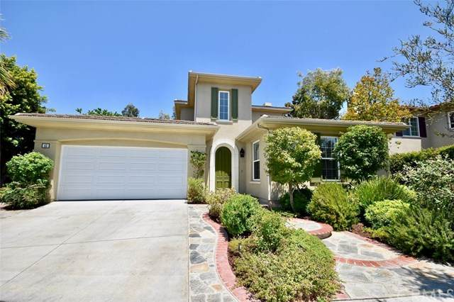 43 Whitford, Irvine, CA 92602 (#302613027) :: Whissel Realty