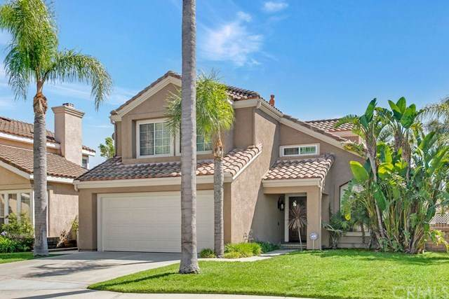 541 S Sunnyhill Way, Anaheim Hills, CA 92808 (#302613111) :: Whissel Realty