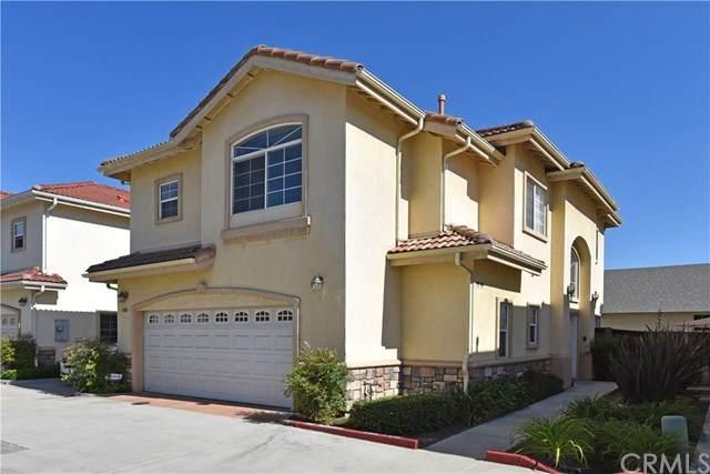 1360 S White Avenue, Pomona, CA 91766 (#302613650) :: Whissel Realty