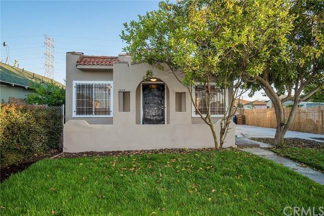 1458 W 97th Street, Los Angeles, CA 90047 (#302614140) :: Whissel Realty
