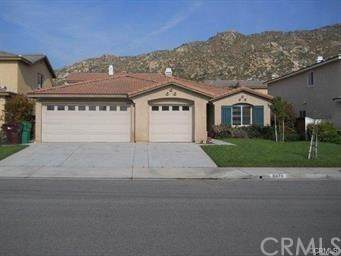 16670 Withers Way, Moreno Valley, CA 92555 (#302614586) :: Whissel Realty
