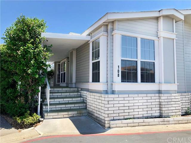 201 W Collins Avenue #108, Orange, CA 92867 (#302615290) :: Whissel Realty