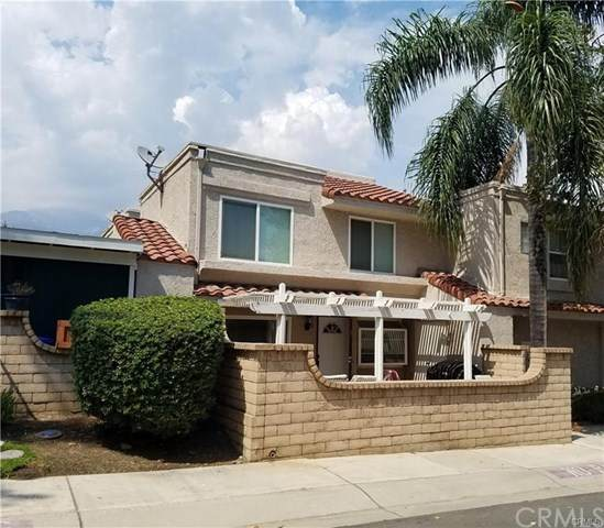 6958 Doheny Place, Rancho Cucamonga, CA 91701 (#302615333) :: Whissel Realty