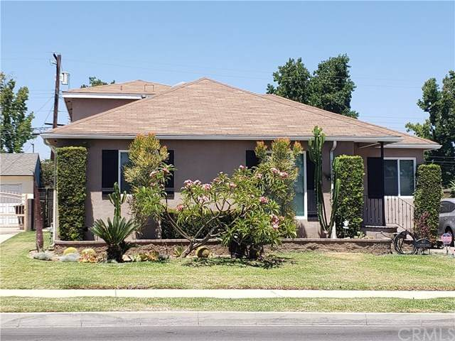 617 E Norwood Place, Alhambra, CA 91801 (#302615370) :: Whissel Realty