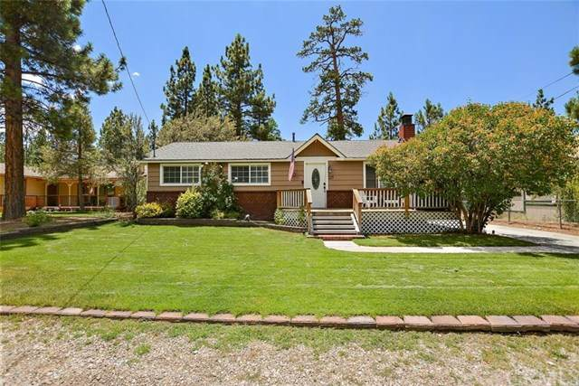 229 Whipple Drive, Big Bear, CA 92314 (#302615415) :: Whissel Realty