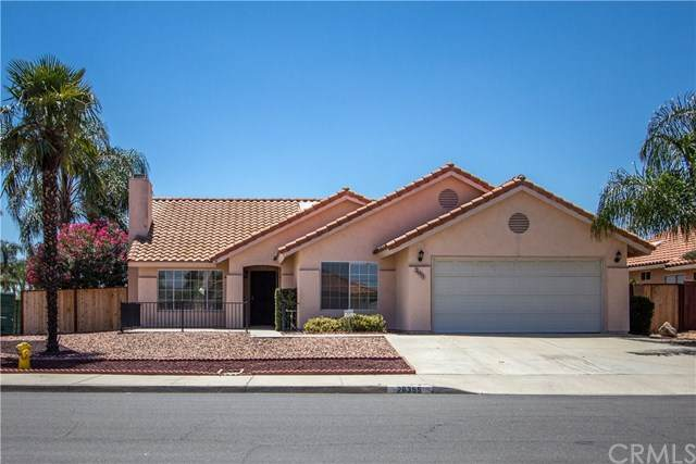 26355 Columbus Drive, Sun City, CA 92586 (#302615464) :: Whissel Realty