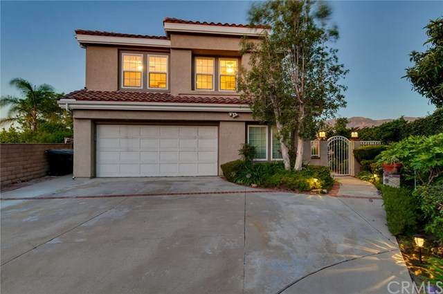 715 S Morningstar Drive, Anaheim Hills, CA 92808 (#302615846) :: Whissel Realty
