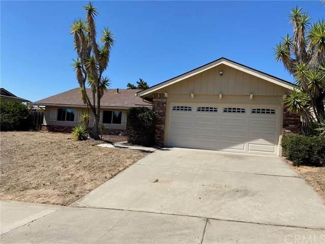 1029 Amethyst Drive, Santa Maria, CA 93455 (#302615884) :: Whissel Realty