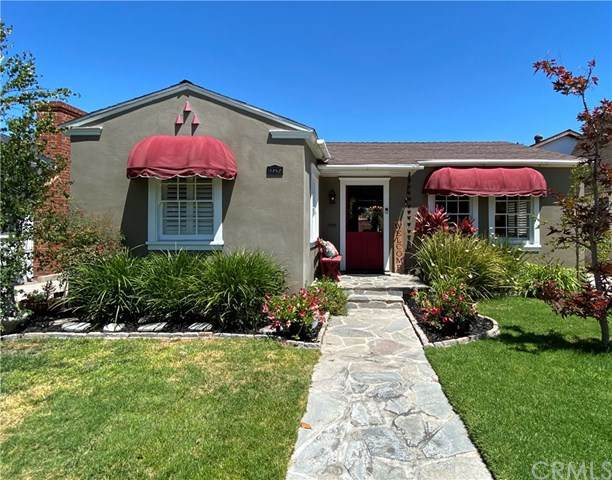 3752 Rose Avenue, Long Beach, CA 90807 (#302616521) :: Whissel Realty