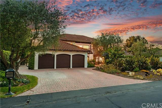 23 Country Meadow Road, Rolling Hills Estates, CA 90274 (#302616778) :: Whissel Realty