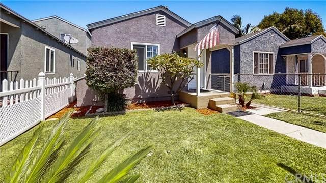 331 E Hullett Street, Long Beach, CA 90805 (#302616931) :: Cay, Carly & Patrick | Keller Williams