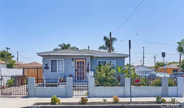 800 N N Culver Avenue, Compton, CA 90220 (#302616972) :: Whissel Realty