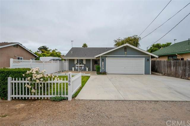 1386 23rd Street, Oceano, CA 93445 (#302617623) :: Whissel Realty
