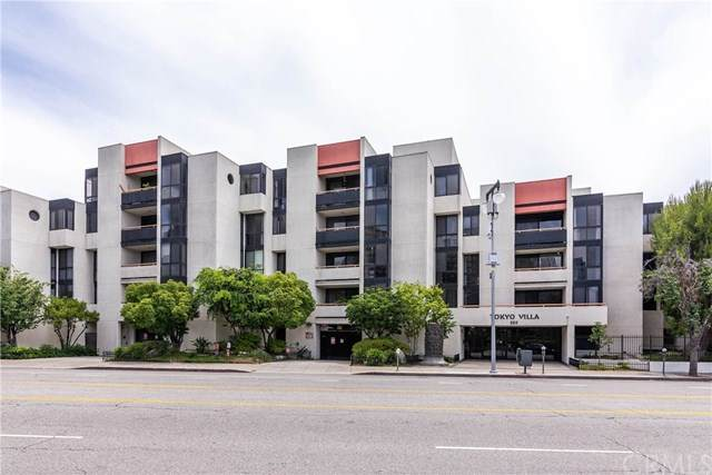 222 S Central Avenue #208, Los Angeles, CA 90012 (#302617624) :: Whissel Realty