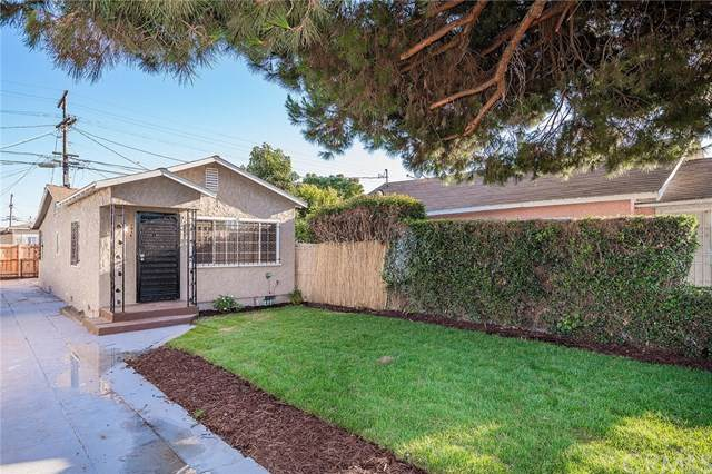 1036 W 65th Place, Los Angeles, CA 90044 (#302617723) :: Whissel Realty