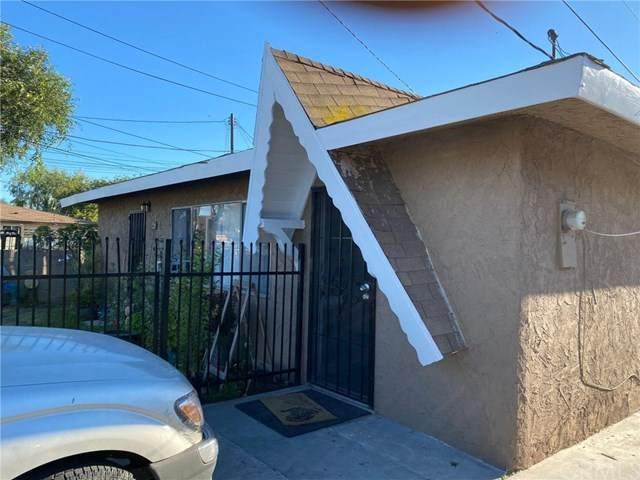 16631 Orizaba Avenue, Paramount, CA 90723 (#302618080) :: Whissel Realty