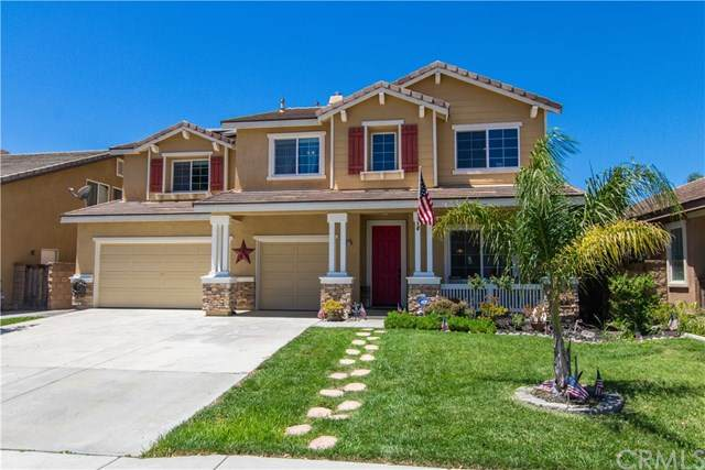 37071 Tree Ridge Drive, Murrieta, CA 92563 (#302618249) :: Whissel Realty