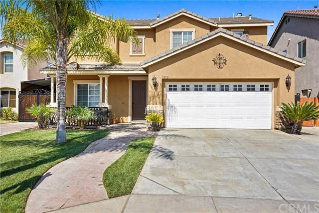 3332 Ironwood Court, Perris, CA 92571 (#302618277) :: Whissel Realty
