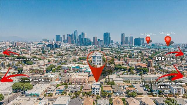 1330 Arapahoe Street, Los Angeles, CA 90006 (#302618308) :: Whissel Realty